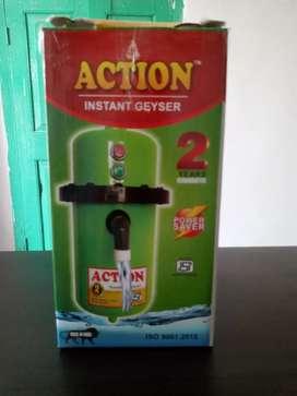 Action instant Geyser