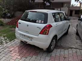 White swift single hand driven only in Chandigarh