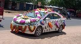 Hyundai Verna & Honda city for Marriage ceremony