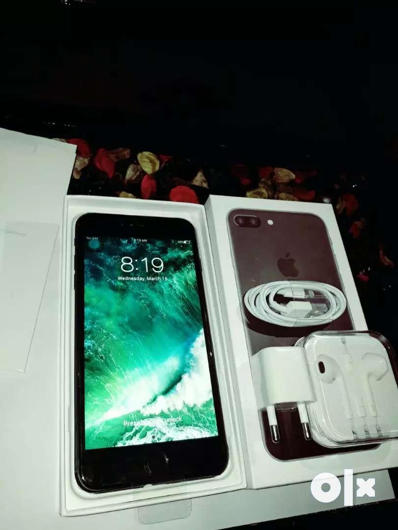 Apple I phone 8 plus 128 GB internal memory with bill 0