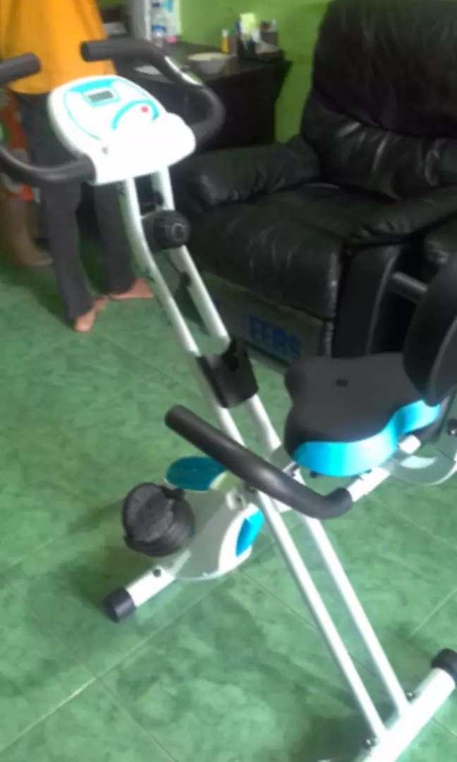 Sepeda statis maghnit teraphymaxx 50 kdrantafitt 0