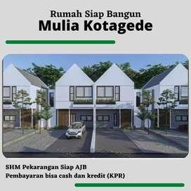 Rumah Mewah Kota Jogja Area Dalam Ringroad, Sertifikat SHM Pekarangan