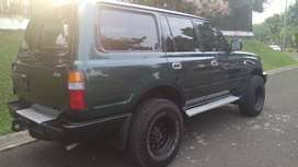 Land Cruiser Barndoor 98