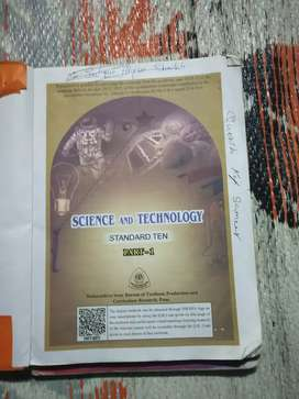 Science and technology part 1.Std 10