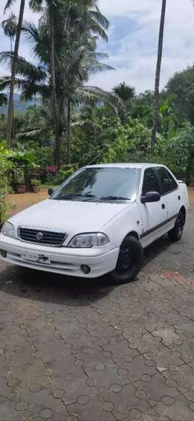 Fully loaded and modified Maruthi Esteem for sale