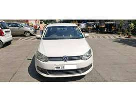 Volkswagen Vento Highline Petrol AT, 2010, Diesel