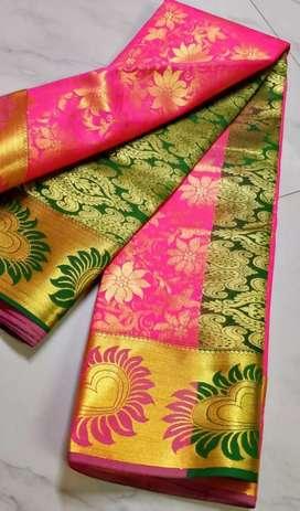 Kanchipurm Silk Sarees