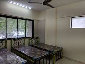 Boys sharing flat in Andheri East.Only 5 mins walk to andheri Station