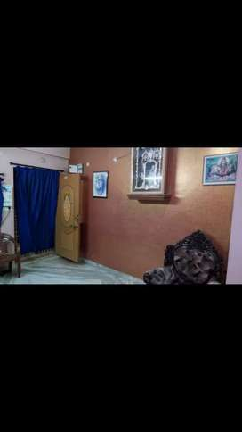 1BHK flat with bike parking and very close to BRTS road ( 5mins walk)