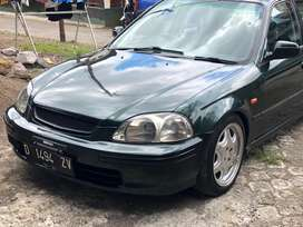 Civic Ferio Vtec manual 97