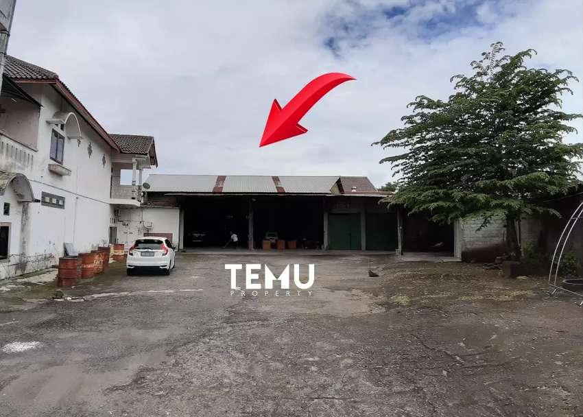Disewakan Gudang di Jl.Solo Kalasan Truk Tronton bisa masuk Longgar 0