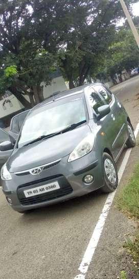 Hyundai I10 1.2 Kappa SPORTZ, 2008, Petrol