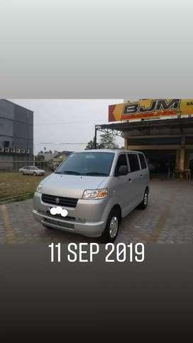 Suzuki APV 2018 manual km low dp 15 bisa!!