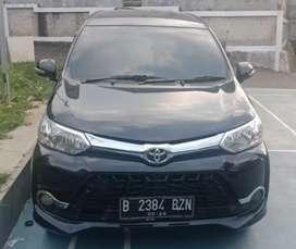 Toyota Grand New Avanza Veloz 1.3Mt Hitam 2018