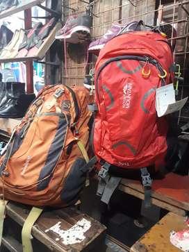 Tas mountain royal merah 40L .orange 45L