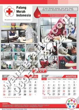 Cetak kalender 2022 free desain