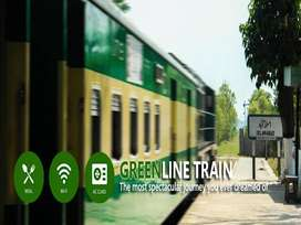 Online Railway Train & Serene Airlines Tickets Available now