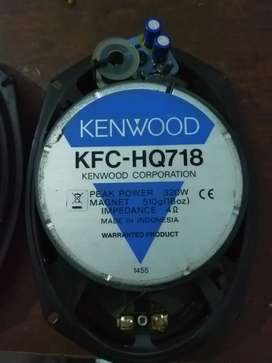 Original kenwood 718 speakers 100% original not repaired