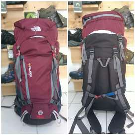 Tas carrier TNF 45l / Tas Gunung The north face elektra