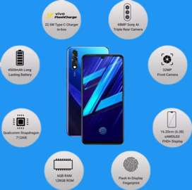 New Vivo Z1x (6 + 64 Gb) with Bill, 48Mp +32 Mp + Sealed Pack