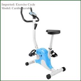 Exercise Cycle, Training Bike, Shape it up!