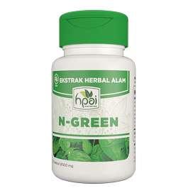 N-GREEN klorofil