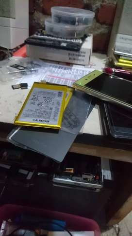 Batre Sony x compact