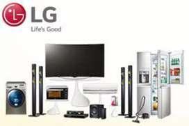 Manish appliances,LG Electronics vacancy