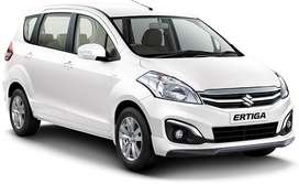 Car on rent for daily or monthly basis