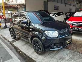 Suzuki Ignis 1.2 pmk 2018 istimewa LOW KM TT Brio Agya Ayla