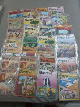 Old comics magazine and books in New condition  1960's  chandama
