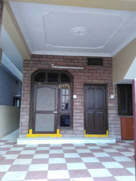 ONLY FOR FAMILY, 2 BHK, SEMI FURNISHED, INDEPENDENT HOUSE,GROUND FLOOR