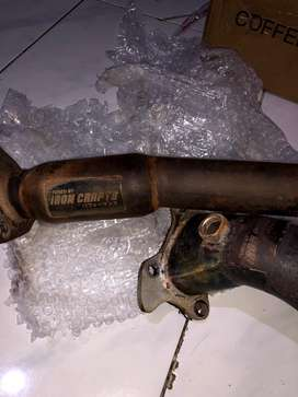 Downpipe frontpipe ironcraft jazz