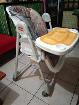 Jual roda makan bayi
