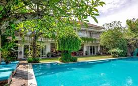 Rumah mewah villa di Canggu berawa