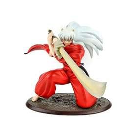 Action figure Mainan Inuyasha pacar Kagome miniature toy