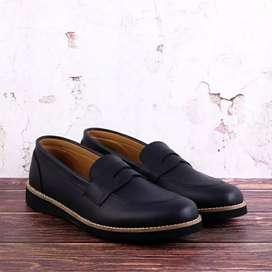 Adam loafer black