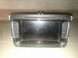 Head unit vw x copotan vw scirroco r I.U