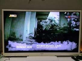 dijual TV second murah
