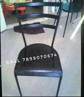 Restaurant and hotel Full Metal chair good quality all type furniture