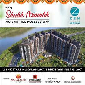3BHK Flat For Sale By Builder In Kharadi, Pune.@Best price.