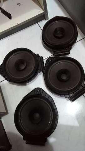 Audio Chevrolet spin Speaker Original