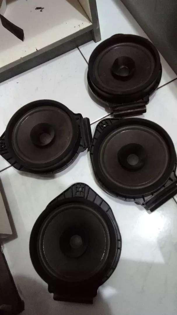 Audio Chevrolet spin Speaker Original 0