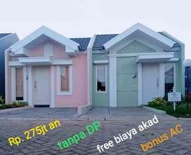 Rumah cluster harga terjangkau di Makassar tanjung bunga