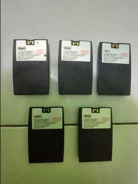Baterai Ericsson BSL10 untuk T28,T29,T39,R520,R320,3,6v 750 mah