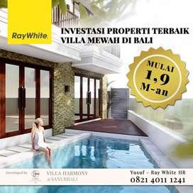 Villa Bali Strategis dekat pantai sangat murah