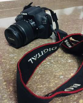 Canon 1200d with 18-55mm for Sale