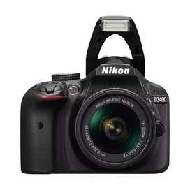 Nikon D5600 DSLR Camera with 18-55mm Kredit Cepat