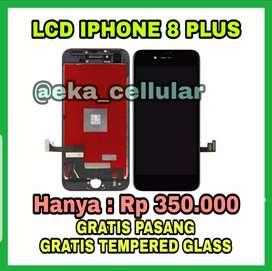 Lcd Iphone 8 plus Harga murah,,gratis pasang,,bergaransi