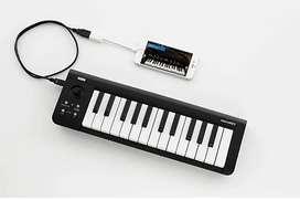 Korg MICROKEY25 Micro USB MIDI Keyboard